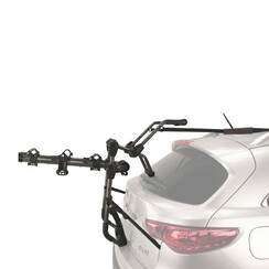HOLLYWOOD F2 OVER-THE-TOP 3 BIKE CAR RACK: BLACK