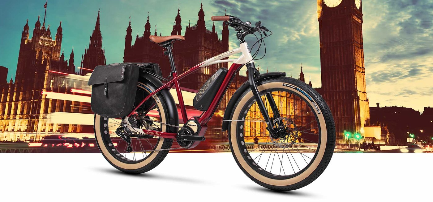 Fantic SD City e bike
