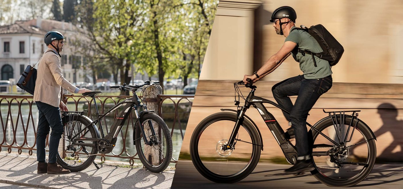 Fantic Living Commuter e bike