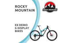 Rocky Mountain 2018 Ex demo offers