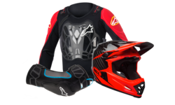 Mountain Bike protective clothing