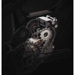 Powerplay motor drive ghosted view