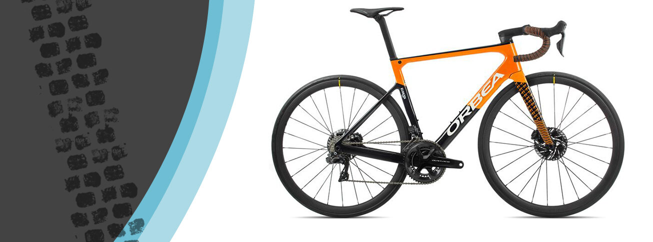 Orbea Ocra road/race bike