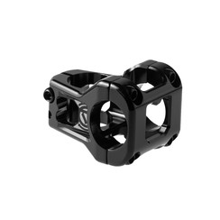 DEITY CAVITY STEM 31.8MM CLAMP 2019: BLACK 35MM